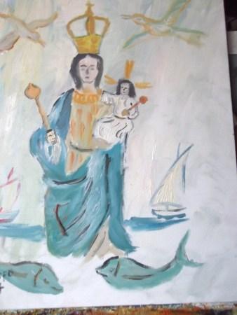 Virgen del mar